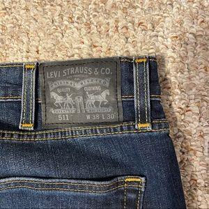 Levi Jeans 511 38 x 30
